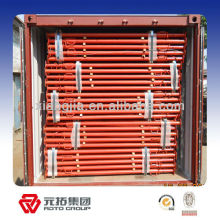 Steel Heavy duty Adjustable Shoring Prop longing