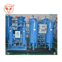 High quality different types  O2 generator purity making  filling machine  plant for industrial medical