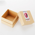 Customized Kraft Papr Luxury Watch Box With Insert