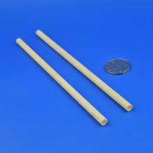 Comprimento longo e tubo cerâmico da alumina fina da parede
