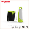 900lm Portable Li Battery Rechargeable Solar Camping Light