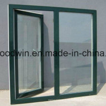 Customized Desige/Color Double Tempered Lowe Glass Window