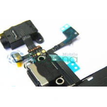 Custom Iphone 5 Parts Iphone 5c Earphone / Connector Flex C