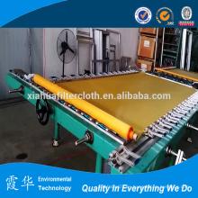 Máquina de impresión de poliéster para la pantalla de la camiseta de seda