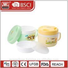 Lunch Box, Plastic Product with handle