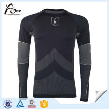 Outdoor Bodybuliding Long Sleeve Thermal Athletic Shirt