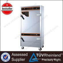 Cuiseur électrique de nourriture de l'acier inoxydable d'acier inoxydable de la conception 1 de nouvelle conception de 1 porte