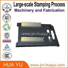 Precisión de las piezas de automóvil que forma el proceso de sellado grande del metal