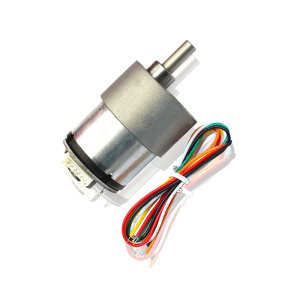 Micro Gear Reduced Elektromotoren mit Encoder