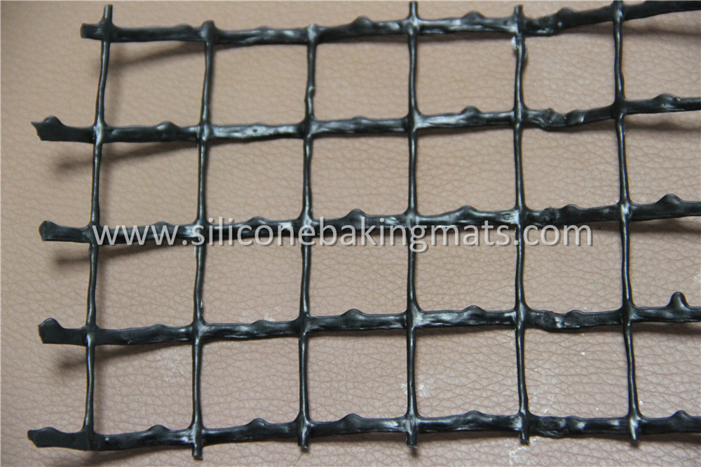 Uniaxial Polyester Geogrid