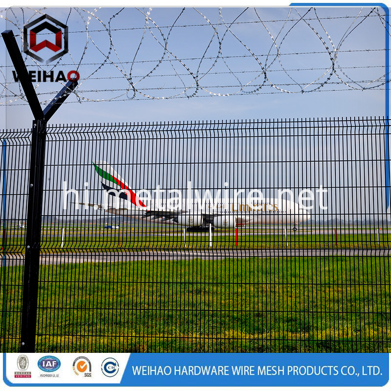 AIRPORT FENCE MESH FENCE