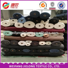 Alibaba estoque 100% tecido de sarja de algodão para têxteis lar Em estoque sarja tecido de algodão de sarja de estoque de tecido de algodão poliéster