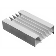 Alulminum Round Heat Sink Profile
