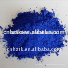 Bleu 29 pigment utilisé pour les mélanges maîtres en plastique