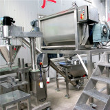 U Shape Dual Spiral Powder Mixer (TDPM Series)