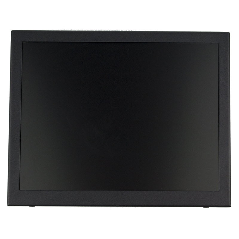 8 inch lcd monitor with metal frame