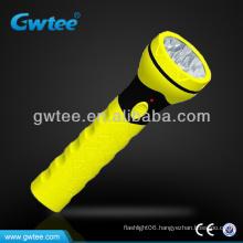 GT-8174 12 led olympic flashlight torch