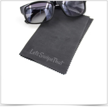 Promotional Screen Printing Microfiber Eyeglass Pouch