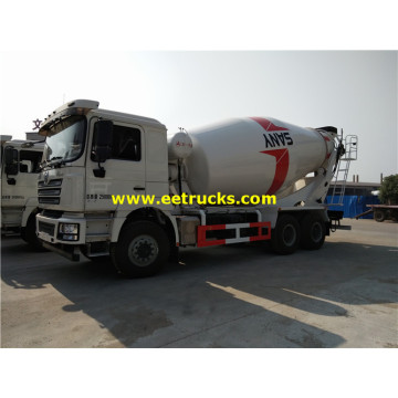 3000 Gallons 6x4 Beton Transport Mixers