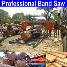 Forest Used Easy Moving Band Saw Cutting Machine
