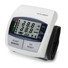 Monitor de presión arterial médico reloj digital