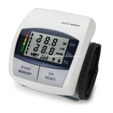 Medical Digital Wrist Watch Blood Pressure Monitor
