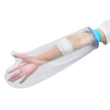 protector de cubierta de yeso de brazo corto impermeable para nadar
