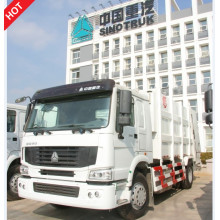 HOWO Brand Garbage Truck with 16m3 Box