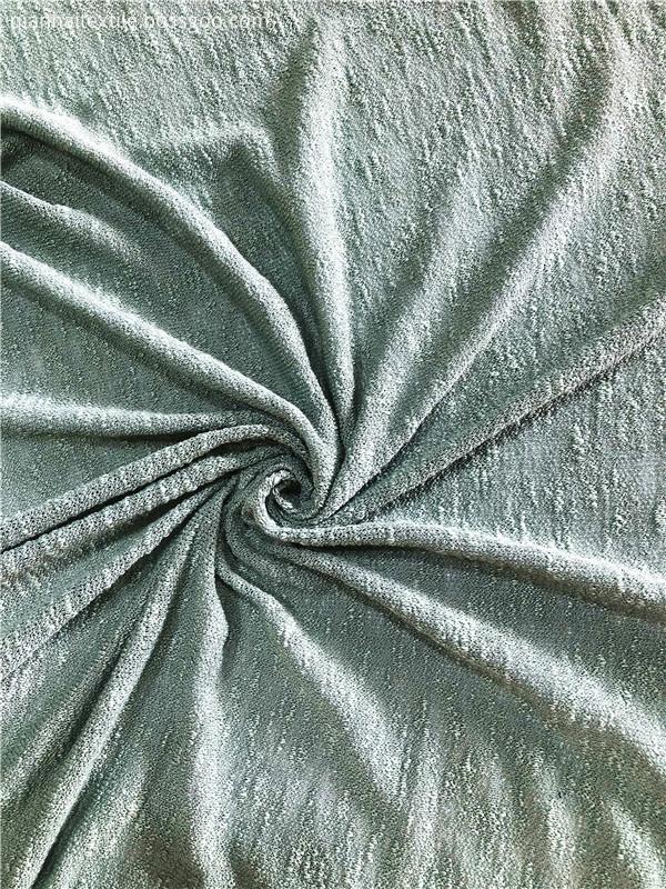 Fashion Misty Slub Hotselling Fabric