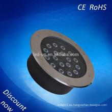 La mazorca caliente de la venta llevó las luces del inground llevó la lámpara subterráneo subterráneo de la iluminación ligera