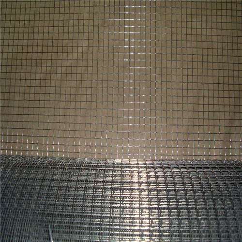 Vibration welding wire mesh