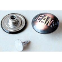 Латунные кнопки джинсы B280