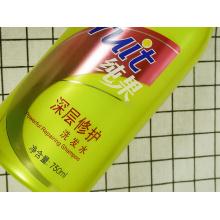 Pérdida de aceite de champú sin sulfato