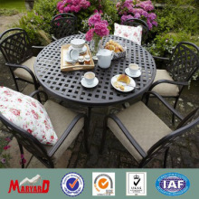 2014 hot selling Cast aluminum french style furniture set MY13CA05