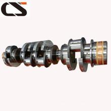 Excavadora PC200-7 6735-01-1310 S6D102 Motor cigüeñal