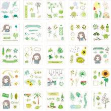Wholesale High Quality Custom Children Cartoon Sticker for Gift 3