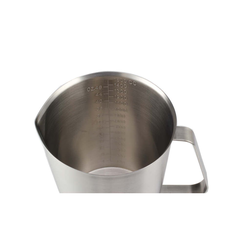 measuring cup with scales