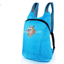 Mochila con hombros para niños, mochila de primavera y verano