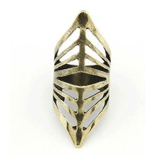 Fashion Statement Hollow Out Alloy Finger Rings Jewelry FR105