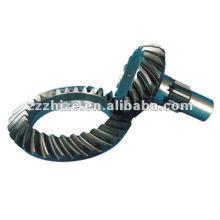 good quality Steyr crown wheel and pinion for Yutong Kinglong