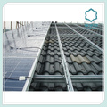 Perfis de alumínio para Painel Solar ferroviário