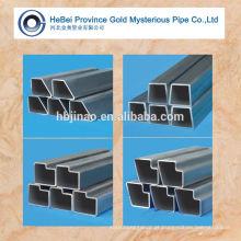 Tubulação e tubo de aço estrutural ocos Tubo de aço e carbono