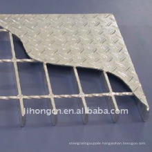 galvanized compound grating