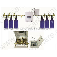 Automatic Electric Gas Manifold Systems