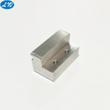 CNC aluminum block machining custom mechanical part