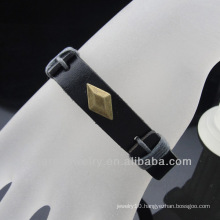 Wholesale Cheap Fashion Charming Leather Bracelet BGL-047