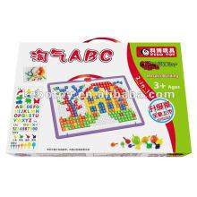 Пластиковые дошкольные образовательные игрушки для детей