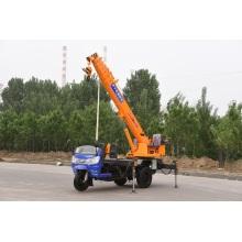 3 ton truck crane mini crane