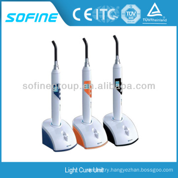 New Rechargeable Wireless Dental LED Curing Light