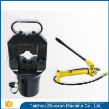 Moderne Art, die Maschinen-manuelle Ac-Schlauch-Werkzeug-drahtlose Akku-Crimpwerkzeuge drückt